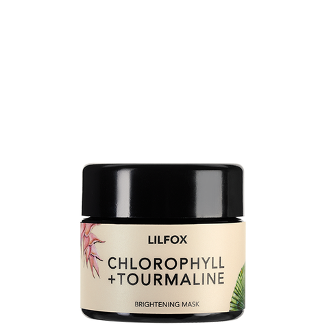 Sample - Chlorophyll + Tourmaline Brightening Mask