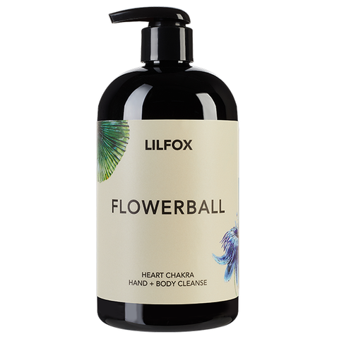 Sample - Flowerball Hand + Body Cleanse