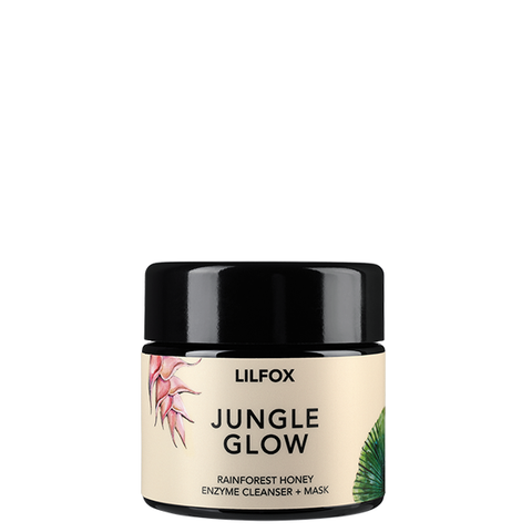 lilfox jungle glow mask