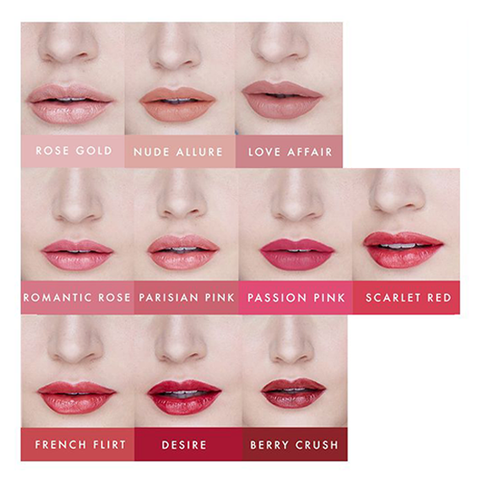 Natural Lipstick Samples