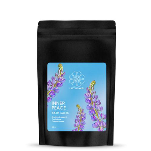 lotus wei inner peace bath salts