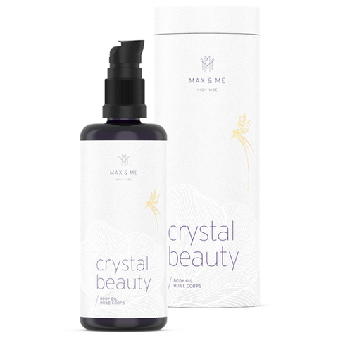 Body Oil: Crystal Clear Beauty