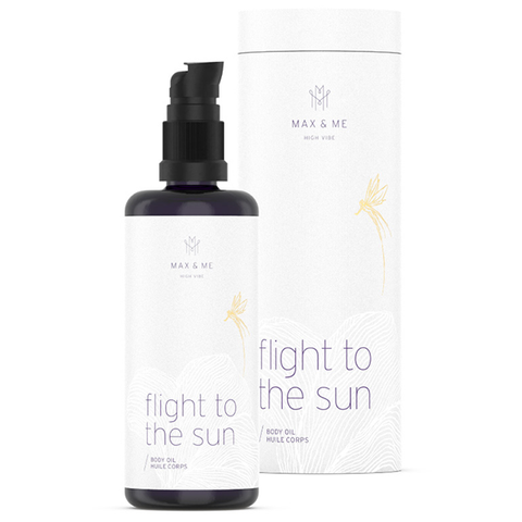 Body Oil: Flight to the Sun