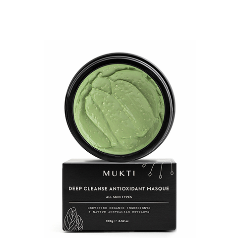 Sample - Deep Cleanse Antioxidant Mask