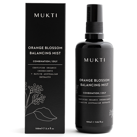 Orange Blossom Balancing Mist