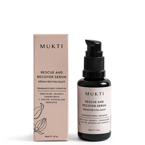 mukti rescue and recover serum