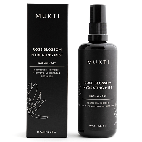 Rose Blossom Hydrating Mist