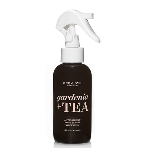 Sample - Gardenia + Tea Antioxidant Body Serum