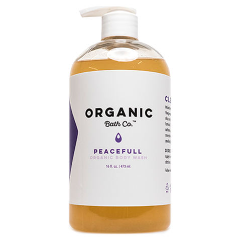 Sample - Organic Body Wash - PeaceFull