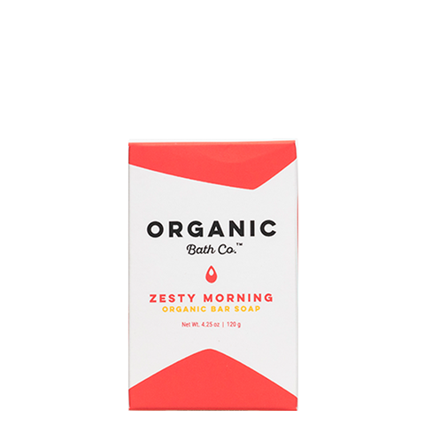 organic bath co. zesty morning