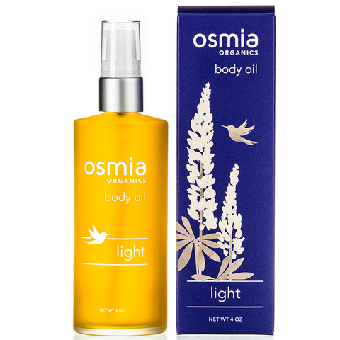 Sample - Body Oil: Light