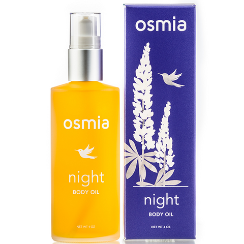 Body Oil: Night