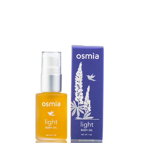 Body Oil: Light