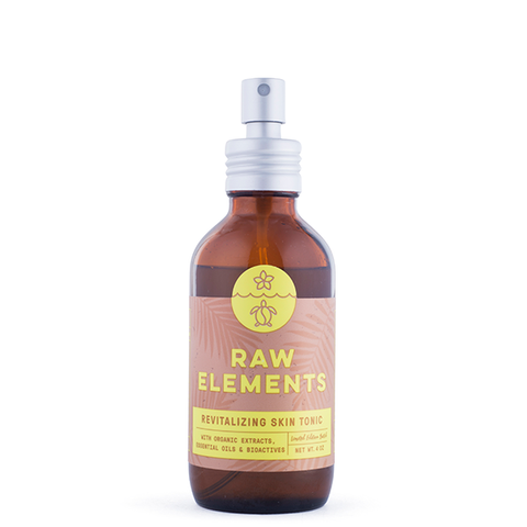 raw elements revitalizing skin tonic