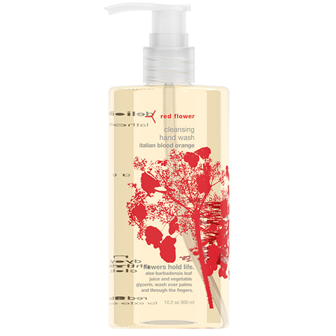 ITALIAN BLOOD ORANGE Cleansing Hand Wash