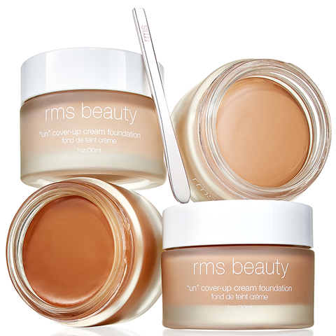 "Sample - ""Un"" Cover-up Cream Foundation"