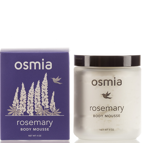 Rosemary Body Mousse