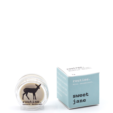 Cream Deodorant - Sweet Jane