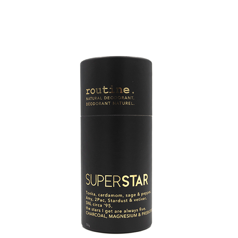 routine superstar stick dedorant