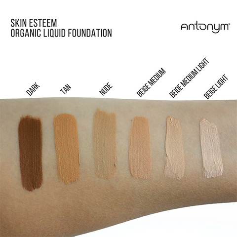 Skin Esteem Organic Liquid Foundation