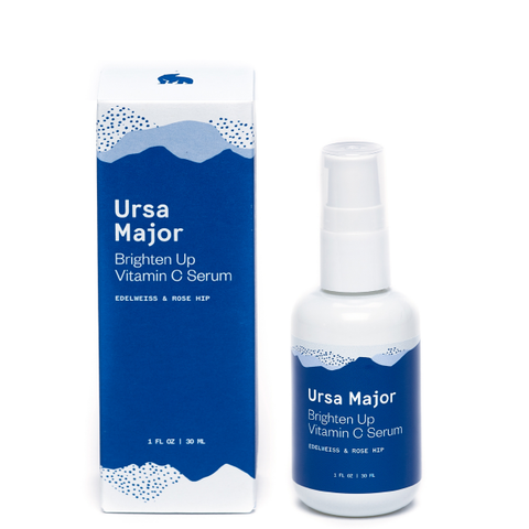 Ursa Major brighten up serum