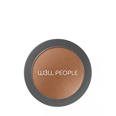 w3ll people bio baked bronzer