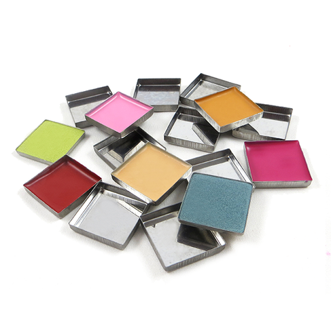 z palette square empty metal pans