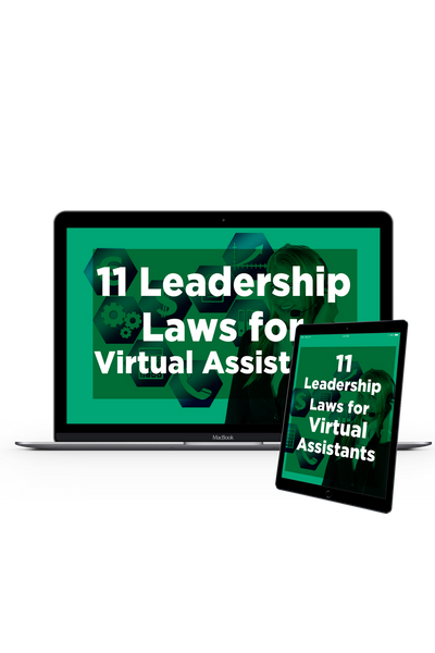 11 Leadership Laws for Virtual Assistants