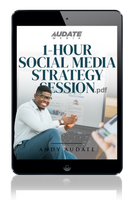 1-Hour Social Media Strategy Session (One Time)