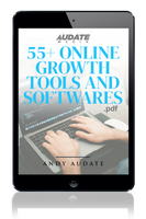 55+ Online Growth Tools and Softwares (PDF)