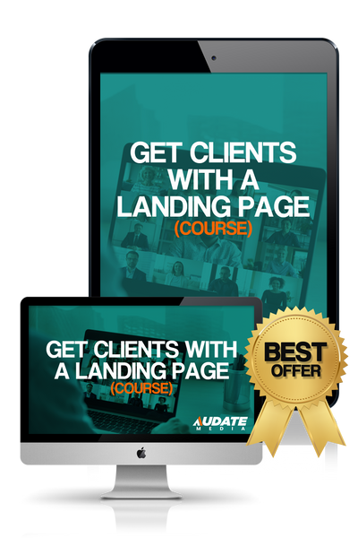 Get Clients with a Landing Page (Course)