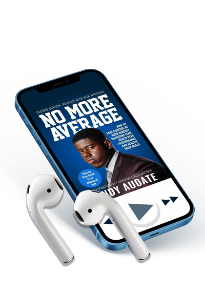 No More Average MP3 Audiobook