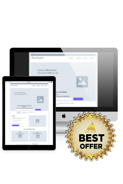 Professional Lead Generation Landing Page