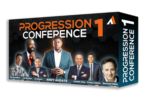 Progression Conference 1 Live Event Recording