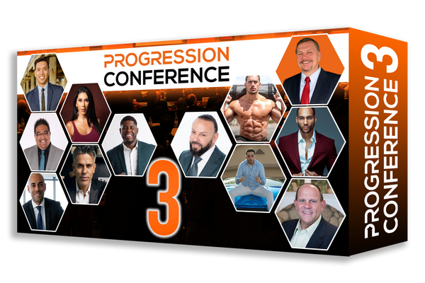 Progression Conference 3 Live Event Recording
