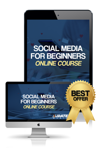 Social Media for Beginners Online Course