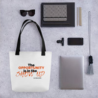 AA Quote Tote bag - 1