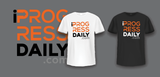 iProgress Daily Premium Quality T-Shirt