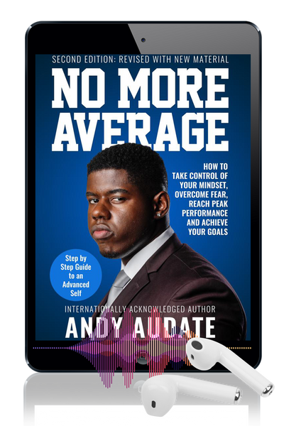 No More Average eBook and Audiobook