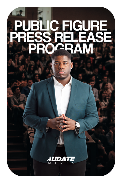 Public Figure Press Release Program