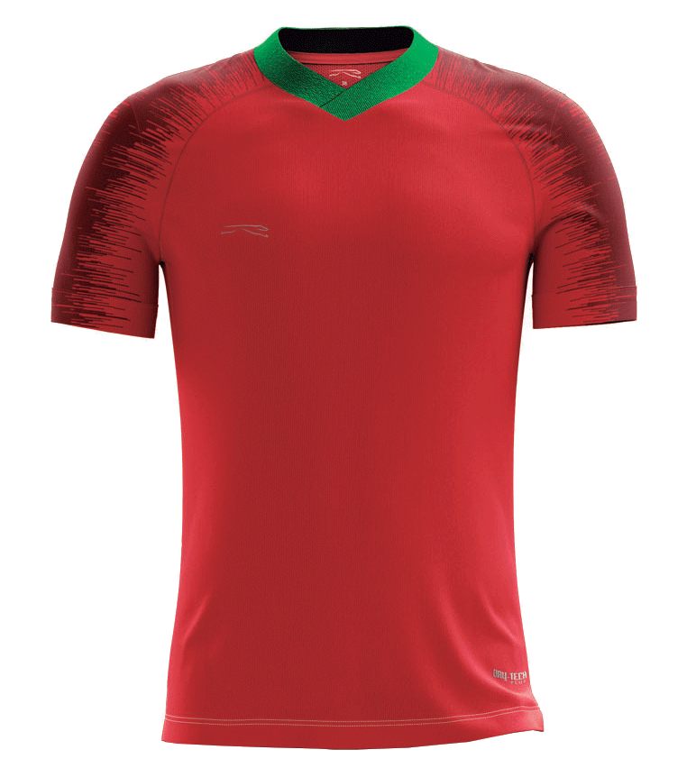 Playera Portugal 1 2018