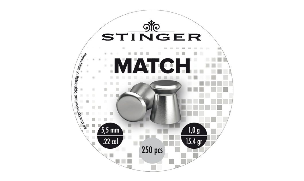 STINGER MATCH 5.5 (250)