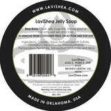 Jelly Soap - Lavender, Item# JELLAV