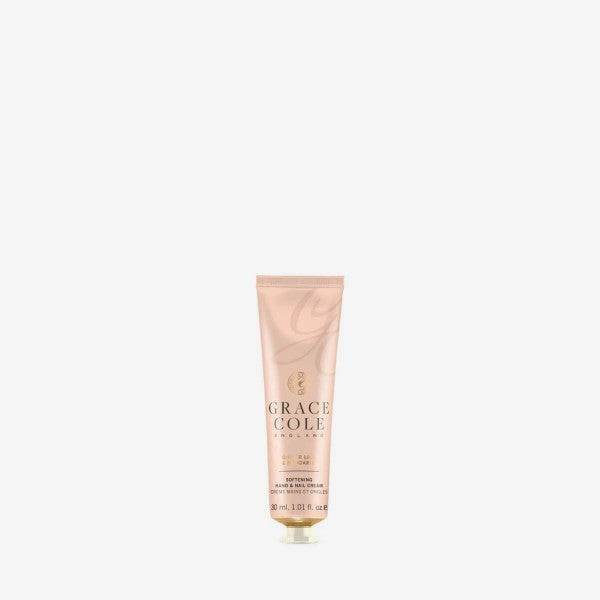 Ginger Lily & Mandarin 30ml Hand & Nail Cream