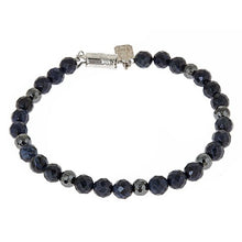 Load image into Gallery viewer, Men's Dumertiorite Bracelet