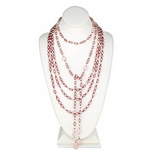 Load image into Gallery viewer, Pink Pearl and Tourmaline