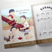 Load image into Gallery viewer, ED-EDDOY: An Ifugao Folk Song