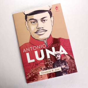 ANTONIO LUNA: Great Lives Series