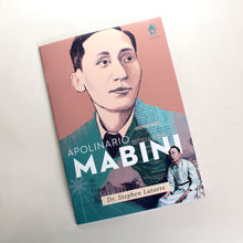 Load image into Gallery viewer, APOLINARIO MABINI: Great Lives Series