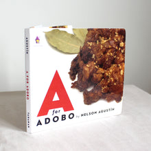 Load image into Gallery viewer, A for Adobo (Board Book Edition)